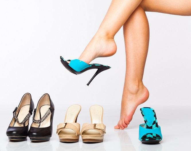 Mal au dos ? Vos chaussures en disent beaucoup sur la cause…