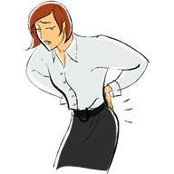 Des conseils indispensables pour calmer le mal de dos lombaire