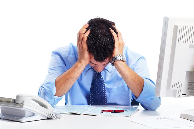 Stress et Mal de dos - Quand le Stress a le dos large...