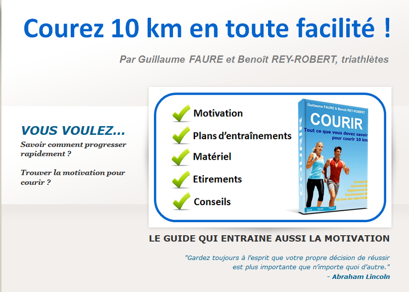 Guide d étirements sportif