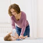 Avoir un dos en forme après l'accouchement ! 1 exercice pour le dos...
